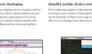 ngrok本地服务器工具,微信开发本机代码部署外网访问神器